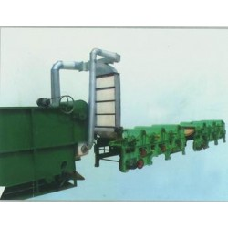 ATS 001 Waste Cotton Recycling Line