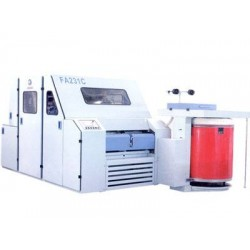 ATS 024 Carding Machine