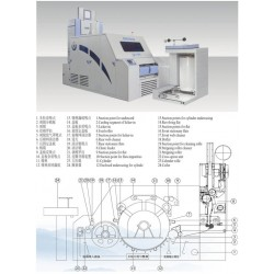 ATS 026 Carding Machine